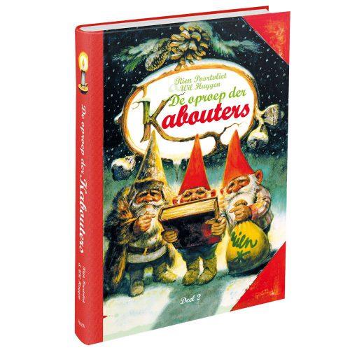 Boek De oproep der kabouters-0