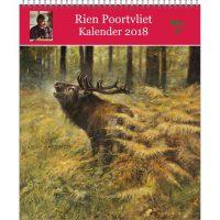 Rien Poortvliet kalender 2018 GROOT