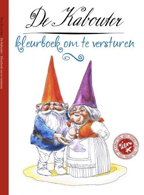 De kabouter Kleurboek om te versturen-0