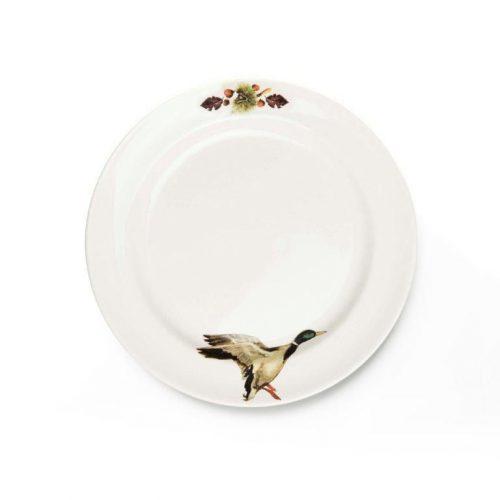 Breakfast plates Wild Duck set of 2 pieces-0