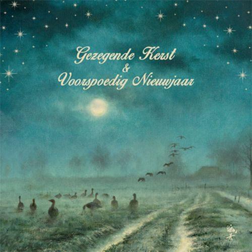 """Rien Poortvliet kerstbox """"landschap""""-198"""