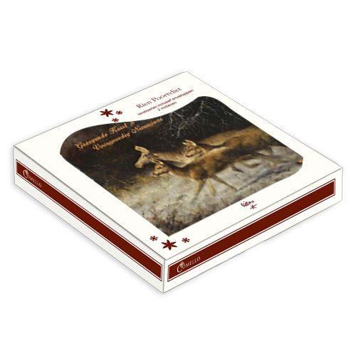 """Rien Poortvliet kerstbox """"landschap""""-195"""