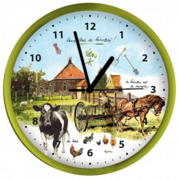 Long live the farm CLOCK-0