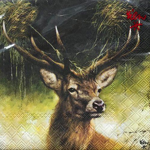 Nature Napkins Proud Deer-312