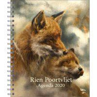 Rien Poortvliet bureau-agenda VOSSEN 2020