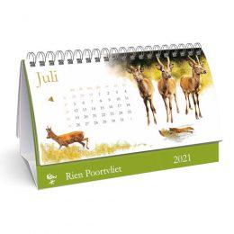 Rien Poortvliet Desk kalender 2021